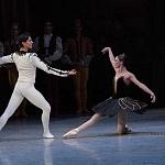 ensayo del lago de los cisnes de la compañia nacional de danza en Bellas Artes (11)