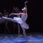 ensayo del lago de los cisnes de la compañia nacional de danza en Bellas Artes (19)