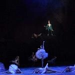 ensayo del lago de los cisnes de la compañia nacional de danza en Bellas Artes (4)