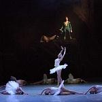 ensayo del lago de los cisnes de la compañia nacional de danza en Bellas Artes (5)
