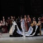 ensayo del lago de los cisnes de la compañia nacional de danza en Bellas Artes (6)