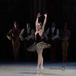 ensayo del lago de los cisnes de la compañia nacional de danza en Bellas Artes (9)