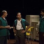 estreno de la obra Un tranvía llamado deseo en el Teatro Helénico