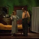 estreno de la obra Un tranvía llamado deseo en el Teatro Helénico (2)