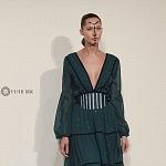 Mercedes Benz Fashion Week otoño invierno 2017 Colección Raquel Orozco (1)
