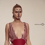 Mercedes Benz Fashion Week otoño invierno 2017 Colección Raquel Orozco (10)