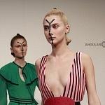 Mercedes Benz Fashion Week otoño invierno 2017 Colección Raquel Orozco (4)