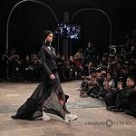 Primer día de actividades del Mercedes Benz Fashion Week Otoño Invierno 2017 sede Ex Convento de San Hipólito (21)