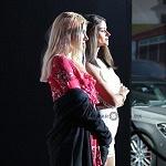 Primer día de actividades del Mercedes Benz Fashion Week Otoño Invierno 2017 sede Ex Convento de San Hipólito (7)