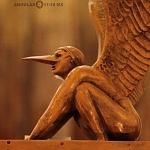 Autor Jorge Marin obra Abraxasas en balsa miniatura , 2011 escultura en bronce 1