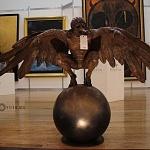 Autor Jorge Marin obra lumpini, 2016 escultura en bronce (1)
