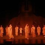 Directo desde China la leyenda Shaolin Warriors se prenta en el teatro uno (1)