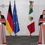 Reunión entre el ministro federal de Alemania Sigmar Gabriel y el Secretaría de Relaciones Exteriores (SRE) Luis Videgaray