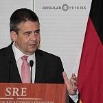 Visita México el Ministro Federal de Alemania, Sigmar Gabriel 1