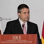Visita México el Ministro Federal de Alemania, Sigmar Gabriel,