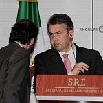 Visita México el Ministro Federal de Alemania, Sigmar Gabriel 6