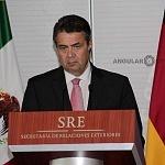 Visita México el Ministro Federal de Alemania, Sigmar Gabriel 7
