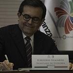 Ildefonso Guajardo, Secretario de Economía de México (cuatro)