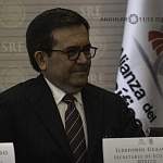 Ildefonso Guajardo, Secretario de Economía de México (dos)