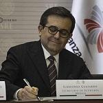 Ildefonso Guajardo, Secretario de Economía de México (tres)
