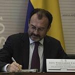 Luis Videgaray, Secretario de Relaciones Exteriores de México (cinco)