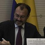 Luis Videgaray, Secretario de Relaciones Exteriores de México (seis)