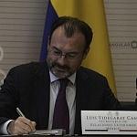 Luis Videgaray, Secretario de Relaciones Exteriores de México (siete)
