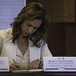 María Lacouture, Ministra de Comercio, Industria y Turismo de Colombio ocho