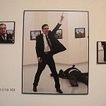 Foto ganadora del WPP del fotografo turco Burhan Ozbilici