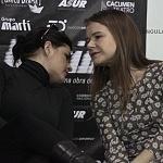 Francesca Guillén, Nailea Norvind puesta en escena instinto 1