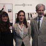 Inauguración de la exposición WPP en el museo Franz Mayer