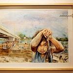 exposición 38 Artistas reflexionan sobre la migración
