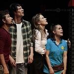 puesta en escena Instinto (elenco)