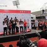 Premiación de la XXXV edición del Maratón Internacional de la Cuidad de México (Ganadores) 1