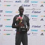 Premiación de la XXXV edición del Maratón Internacional de la Cuidad de México (Ganadores)