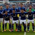 equipo titular del Cruz Azul en la jornada 7 del torneo apertura 2017