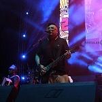 la banda regiomontana el Gran Silencio festejo su 25 aniversario en la Sala de Armas de la Ciudad de México (2)