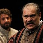 los actores José María de Tavira y Joaquín Cosío en la puesta en ecena La desobediencia de Marte (1)