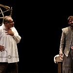 los actores José María de Tavira y Joaquín Cosío en la puesta en ecena La desobediencia de Marte (3)