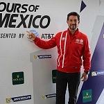 piloto mexicano Roberto Gonzalez