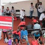 zona de ganadores del XXXV edición del Maratón de la ciudad de México (1)