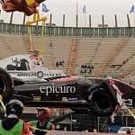 6 horas de México 2017 accidente en la categoria V8 (5)