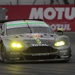 ASTON MARTIN RACING Aston Martin Vantage categoria LMGTE AM auto numero 98 (2)