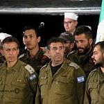 BRIGADA DE RESCATE ISRAELÌ Ceremonia de Despedida (3)