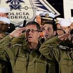 BRIGADA DE RESCATE ISRAELÌ Ceremonia de Despedida (5)