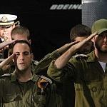 BRIGADA DE RESCATE ISRAELÌ Ceremonia de Despedida (7)