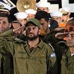BRIGADA DE RESCATE ISRAELÌ Ceremonia de Despedida (8)