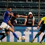 Cruz Azul derroto al Santos por 2 goles a 1 en la jornada 9 torneo apertura 2017 (p)