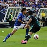 Cruz Azul derroto al santos por 2 goles a 1 en la jornada 9 torneo apertura 2017 (11)
