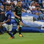 Cruz Azul derroto al santos por 2 goles a 1 en la jornada 9 torneo apertura 2017 (7)